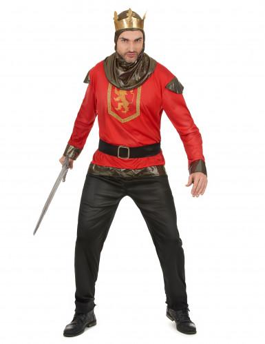 Travestimento da cavaliere medievale per uomo