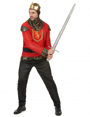 Travestimento da cavaliere medievale per uomo-1