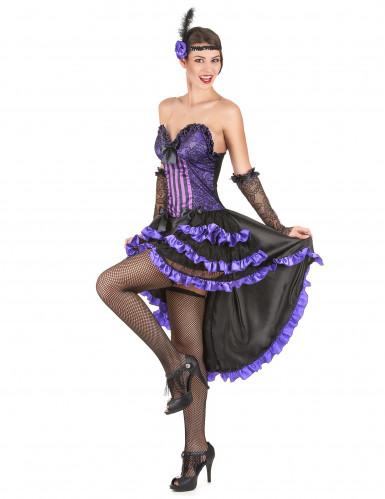 Costume saloon per donna-1
