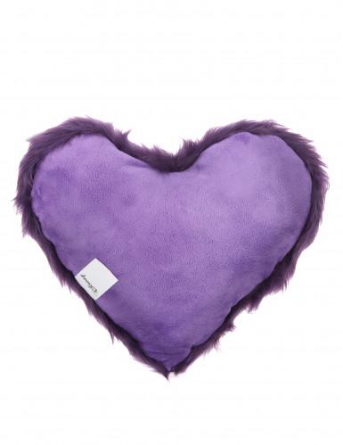 Cuscino di Violetta a cuore-1