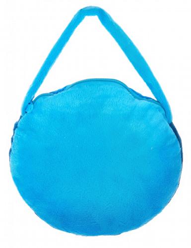 Borsetta azzurra Violetta™-1