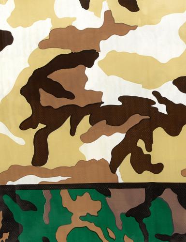 Tovaglia in plastica militare 137 x 213 cm-1