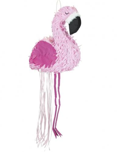 Pignatta a forma di fenicottero rosa