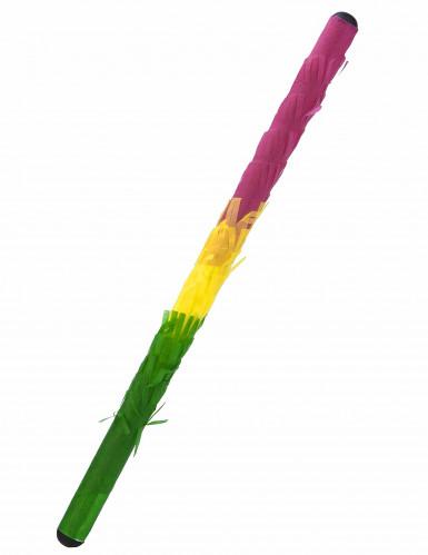 Bastone pignatta multicolore