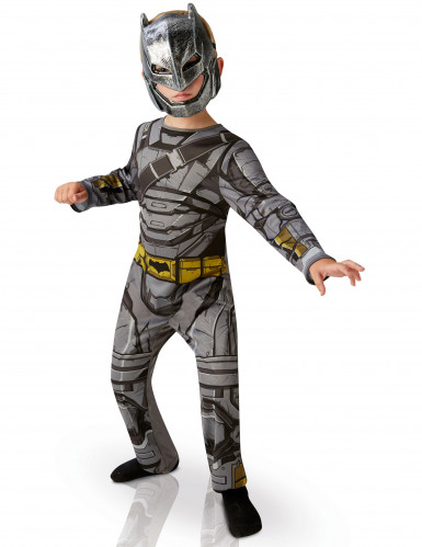 Costume da Batman con armatura <br />- Dawn of justice™ per bambino