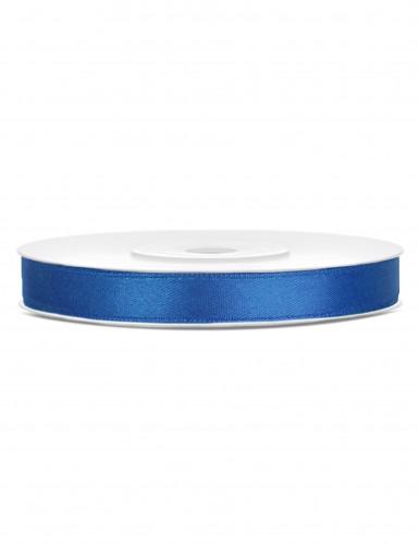 Nastro di raso blu reale
