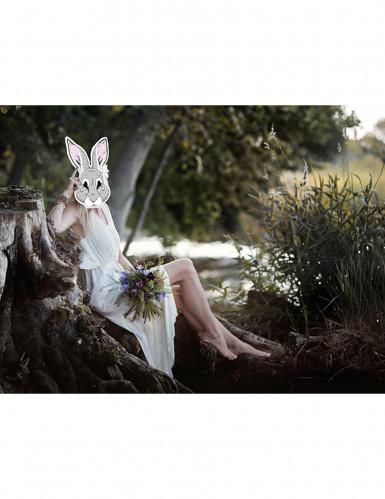 Maschera in carta da coniglio-1