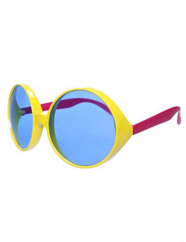 Occhiali disco per adulti-1