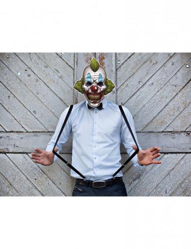 Maschera da Clown per Halloween-1