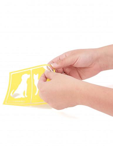 6 stencil trucco Snazaroo™-1