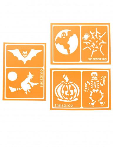 6 stencil misti Snazaroo™ per Halloween