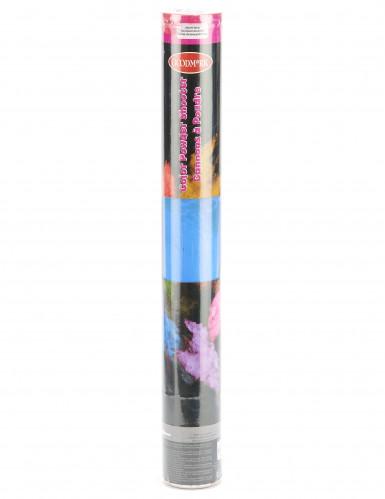 Cannone spara polvere blu-1