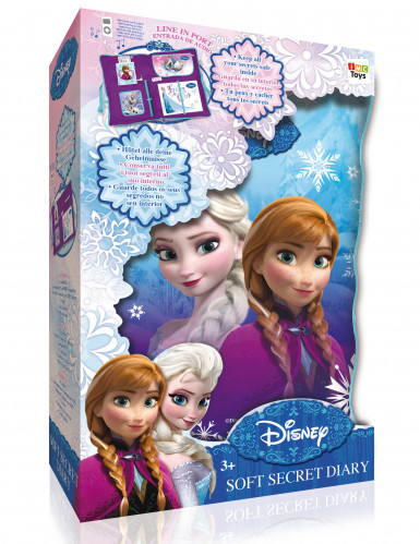 Cuscino segreto di Elsa Frozen™-2
