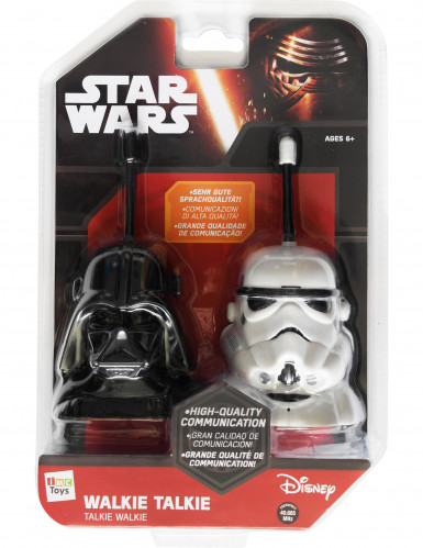 Coppia di walkie-talkie originali Star Wars™-1