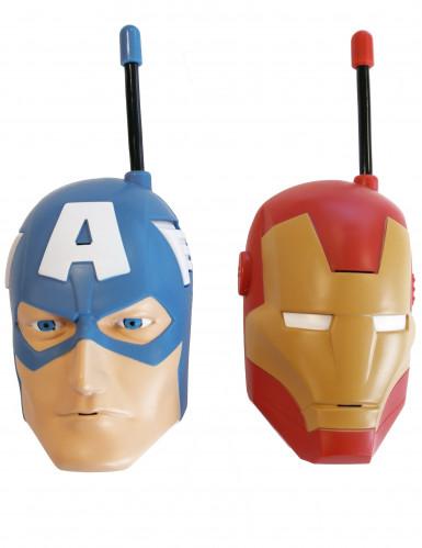 Paio di Walkie Talkie Avengers