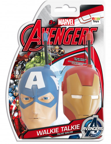 Paio di Walkie Talkie Avengers-2