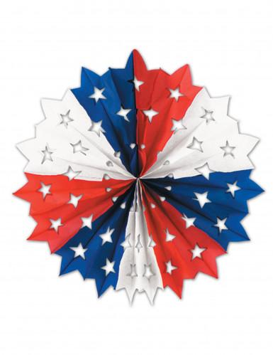 Festone di carta in stile USA