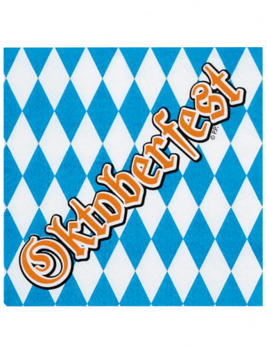 12 tovaglioli Oktoberfest di carta