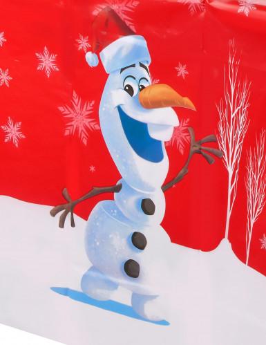 Tovaglia Olaf Christmas™ di plastica-1