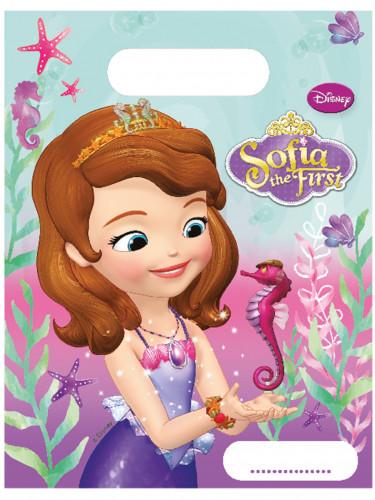 6 sacchetti di plastica di Sofia la principessa™
