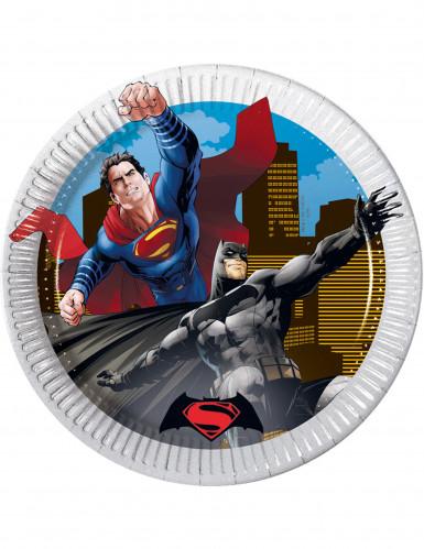 Piattini torta Batman v Superman™
