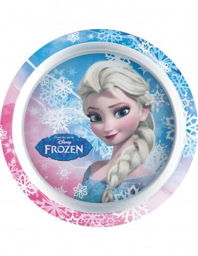 Piatto in plastica di Frozen