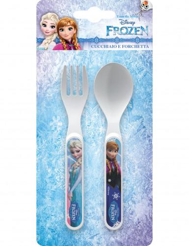 Posate Frozen™ in plastica -1