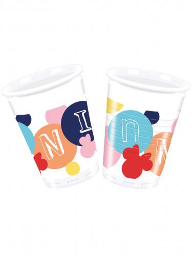8 bicchieri di plastica Minnie™
