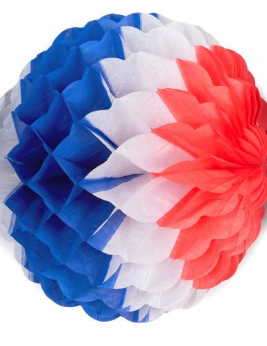 kit decorativo francia blu, bianco e rosso-1