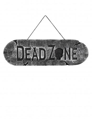 Decorazione Dead Zone per Halloween