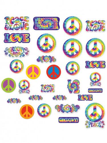 30 decorazioni Hippie