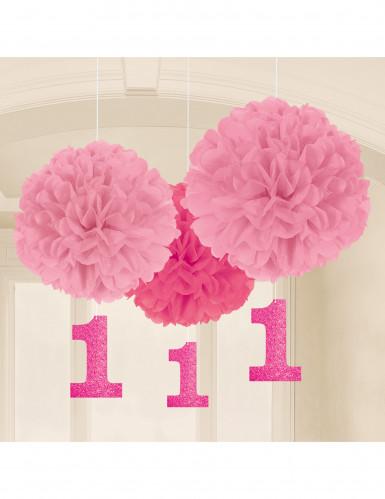 3 sospensioni 1 anno rosa