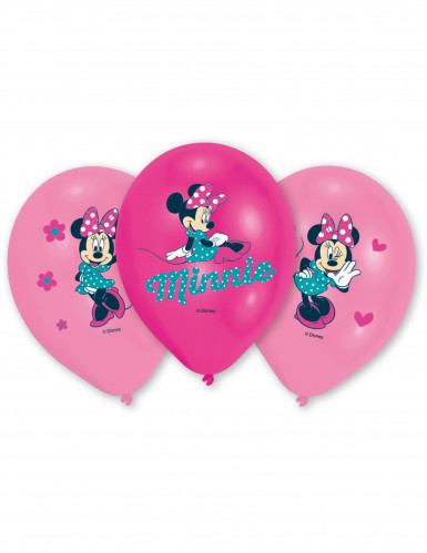 6 palloncini colorati di Minnie™