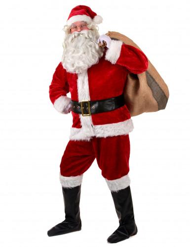 Costume da Babbo Natale luxe edition-1