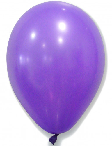 50 palloncini viola