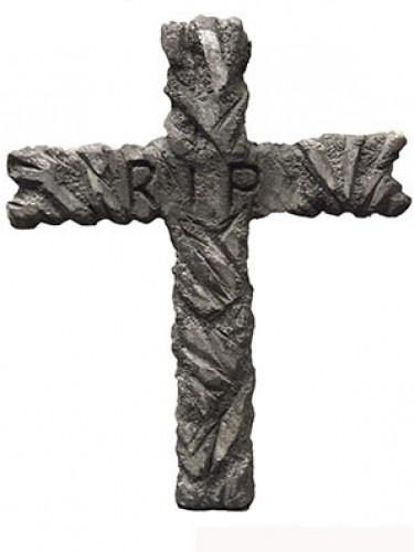 Croce RIP di Halloween
