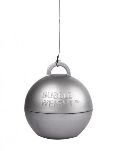 Peso argentato per palloncino ad elio