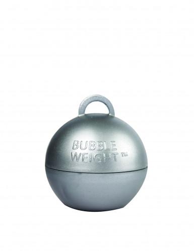 Peso argentato per palloncino ad elio-2