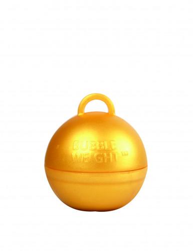 Peso dorato per palloncino ad elio -2