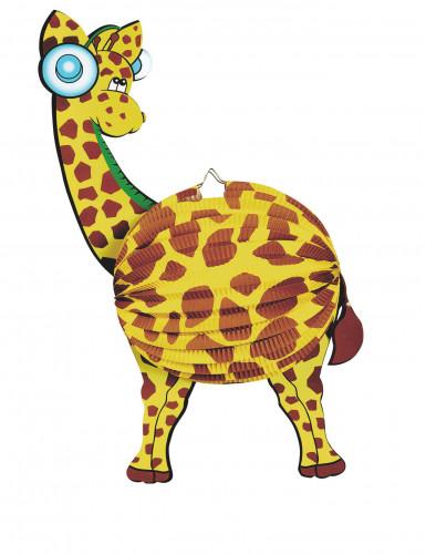 Lanterna a forma di giraffa
