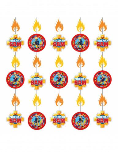 6 decorazioni da appendere Sam il pompiere™