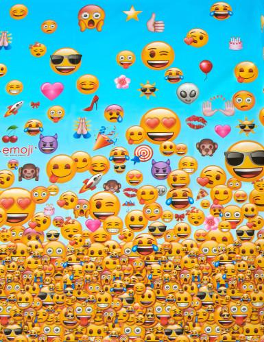 Tovaglia di plastica Emoji™ -1