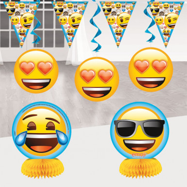 Kit decorativo Emoji™-1