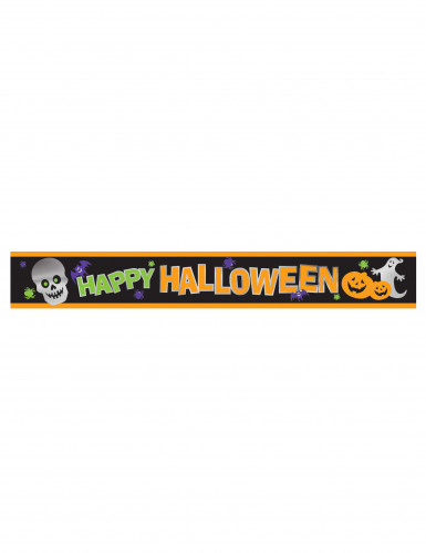 Striscione Happy Halloween