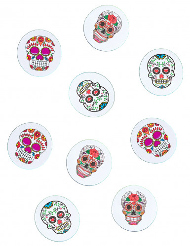 Coriandoli da tavola Dia de Los Muertos Halloween