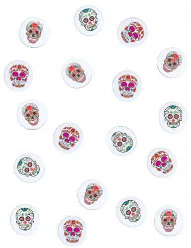 Coriandoli da tavola Dia de Los Muertos Halloween-1