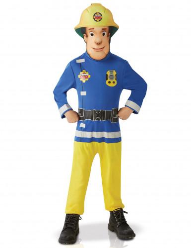 Costume classico Sam il pompiere™ bambino