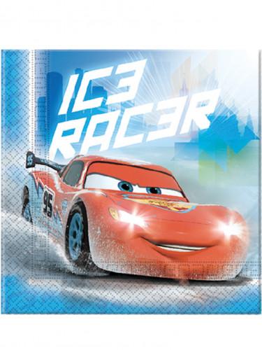 20 tovaglioli di carta Cars Ice™
