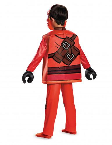Costume deluxe Kai Ninjago™ - LEGO® per bambino-2