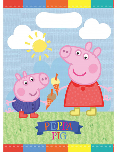 8 buste regalo Peppa Pig™